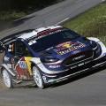 WRC - Corcega 2018 - Dia 1 - Sebastien Ogier - Ford Fiesta WRC