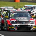 WTCR - Hungaroring - Hungria 2018 - Carrera 2 - Robert Huff - VW Golf GTi TCR