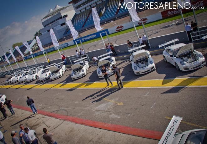 AXION energy junto a Porsche GT3 Cup Trophy 2