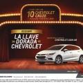 Chevrolet - La llave dorada
