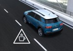 Citroen C4 Cactus - Coffee Brake Alert