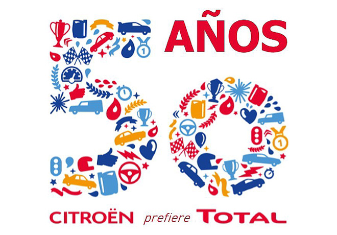 Citroen - Total - 50 Aniversario