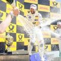 DTM - Hockenheim 2018 - Carrera 2 - Timo Glock - Gary Paffett en el Podio