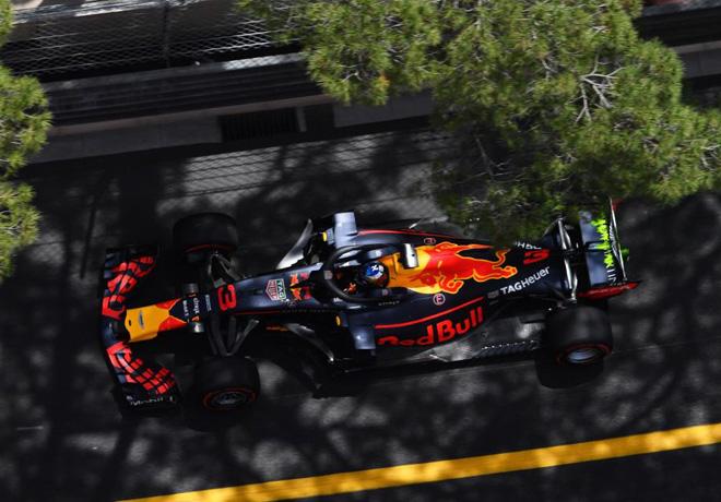 F1 - Monaco 2018 - Clasificacion - Daniel Ricciardo - RedBull