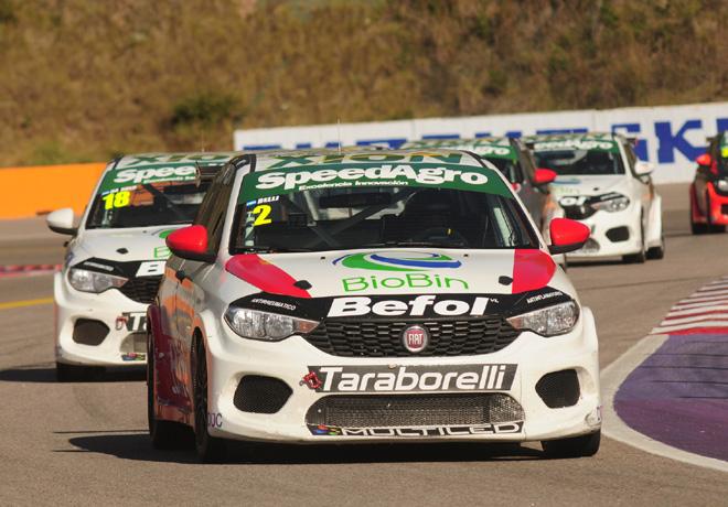 Fiat Competizione - Potrero de los Funes 2018 - Carrera 2 - Daniel Belli - Fiat Tipo