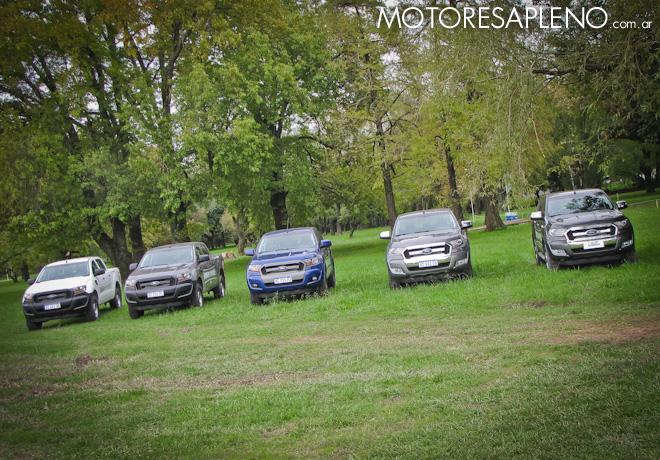 Ford - Ranger Experience - Hipodromo de Palermo 16