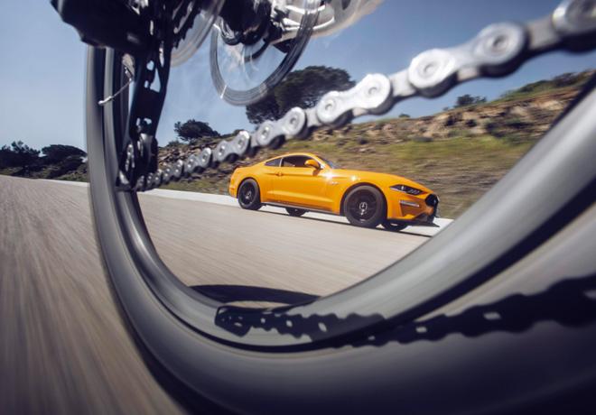 Ford promueve el respeto y la convivencia entre conductores de vehículos de 2 y 4 ruedas 1