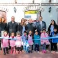 Ford y sus concesionarios reinauguraron en Mendoza su Escuela Rural N27 1