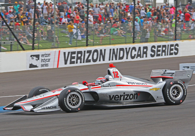 IndyCar - Indianapolis 2018 - Carrera - Will Power