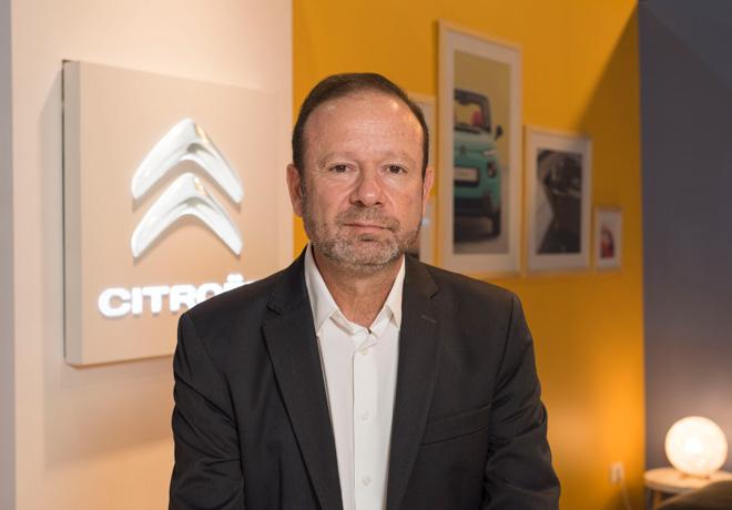 Juan Carlos Risolino - Director de Posventa de Citroen Argentina