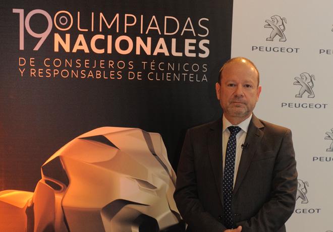 Juan Carlos Risolino - Director de Posventa de Peugeot Argentina