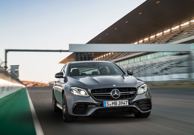 Mercedes-Benz AMG E 63 S 4MATIC plus