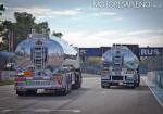 Mercedes-Benz presento los nuevos camiones Actros y Arocs 11