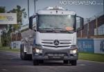 Mercedes-Benz presento los nuevos camiones Actros y Arocs 12