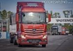 Mercedes-Benz presento los nuevos camiones Actros y Arocs 13