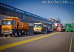 Mercedes-Benz presento los nuevos camiones Actros y Arocs 3