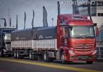 Mercedes-Benz presento los nuevos camiones Actros y Arocs 8
