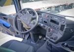 Mercedes-Benz presento los nuevos camiones Actros y Arocs 9