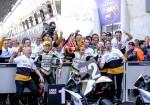 Moto3 - Le Mans 2018 - Albert Arenas y Andrea Migno - KTM