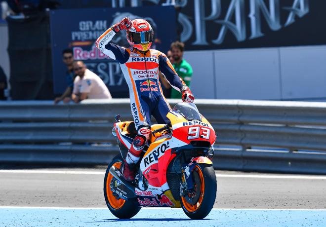MotoGP - Jerez 2018 - Marc Marquez - Honda