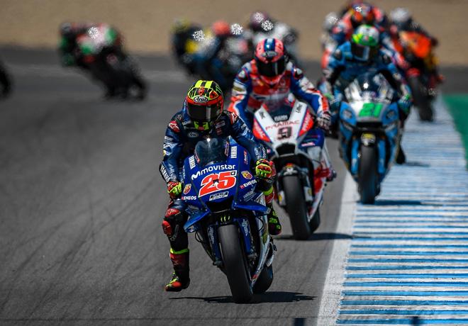 MotoGP - Jerez 2018 - Maverick Vinales - Yamaha