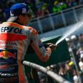 MotoGP - Le Mans 2018 - Marc Marquez en el Podio