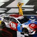 NASCAR - Charlotte 2018 - Kyle Busch - Toyota Camry