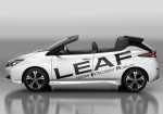 Nissan LEAF descapotable 2