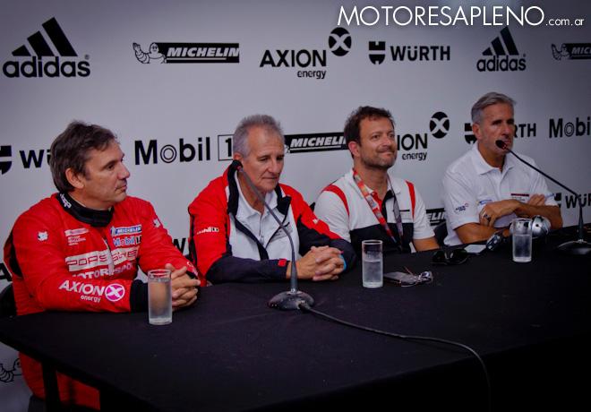 Porsche GT3 Cup Trophy Argentina 1
