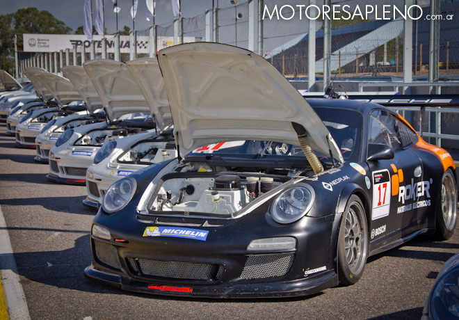Porsche GT3 Cup Trophy Argentina 2