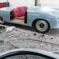 Porsche - fabricacion del 356 No1 Show Car
