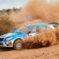 Rally Argentino - Plaza Huincul y Cutral Co 2018 - Etapa 1 - Alejandro Cancio - Chevrolet Agile MR