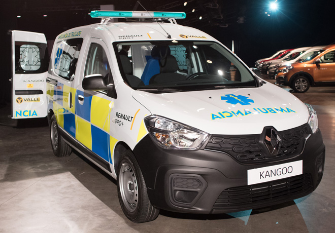Renault Pro plus y Nuevo Kangoo 1