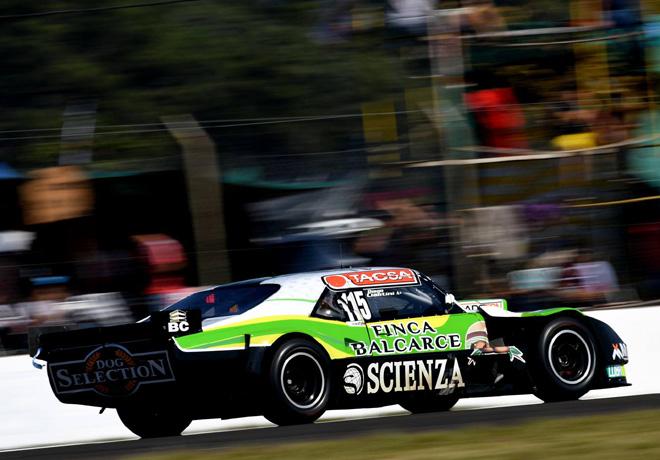 TC Pista - Concordia 2018 - Diego Ciantini - Chevrolet