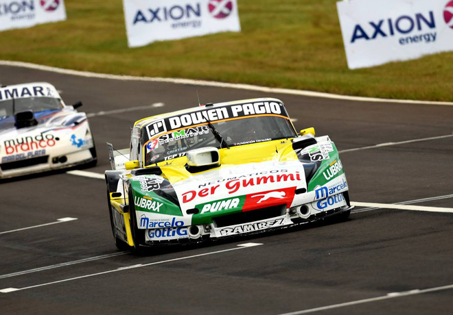 TC Pista - Posadas - Misiones 2018 - Ayrton Londero - Ford Falcon