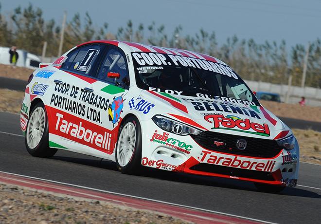 TN - Neuquen 2018 - C3 - Mariano Werner - Fiat Tipo