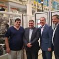 VW Argentina recibio en el Centro Industrial Cprdoba al gobernador Juan Schiaretti 2