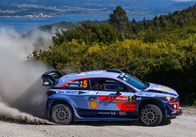 WRC - Portugal 2018 - Dia 1 - Thierry Neuville - Hyundai i20 WRC