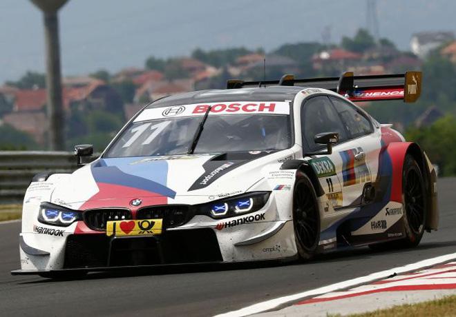 DTM - Hungaroring 2018 - Carrera 2 - Marco Wittmann - BMW M4 DTM