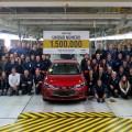 El Complejo Automotor de GM en Argentina ya fabrico 1500000 vehiculos