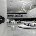 Exposicion especial 70 anios de autos deportivos en el Museo Porsche 3