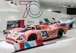 Exposicion especial 70 anios de autos deportivos en el Museo Porsche 6