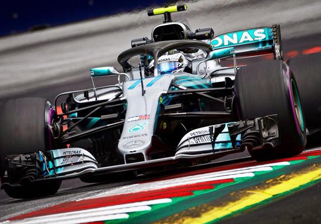 F1 - Austria 2018 - Clasificacion - Valtteri Bottas - Mercedes GP