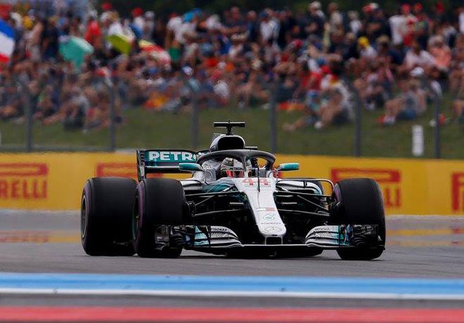 F1 - Francia 2018 - Carrera - Lewis Hamilton - Mercedes GP