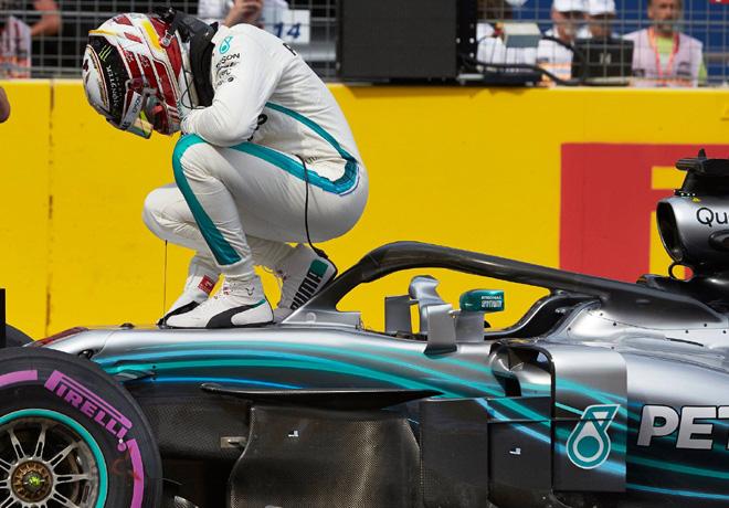 GP de Francia de Fórmula 1 – Clasificación: Hamilton consiguió su 75ª pole position.