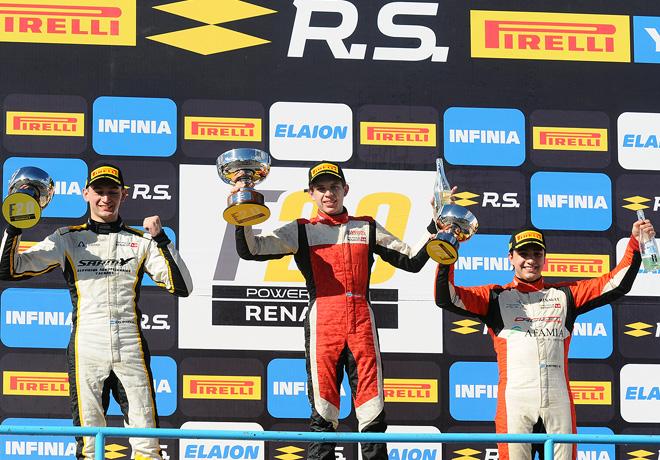 FR20 - Rafaela 2018 - Carrera 1 - El Podio