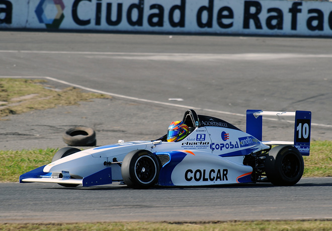 FR20 - Rafaela 2018 - Carrera 1 - Nicolas Moscardini - Tito-Renault