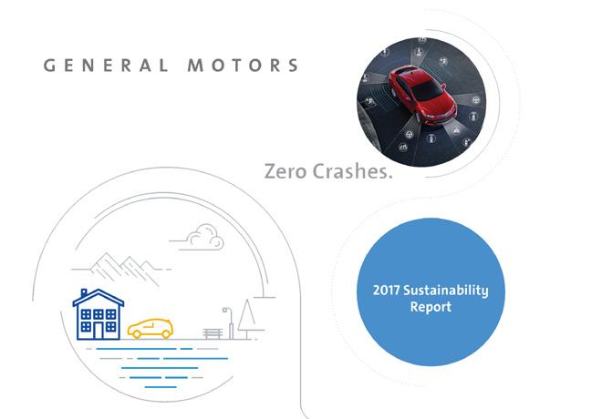 GM presenta su Reporte de Sustentabilidad 2017.