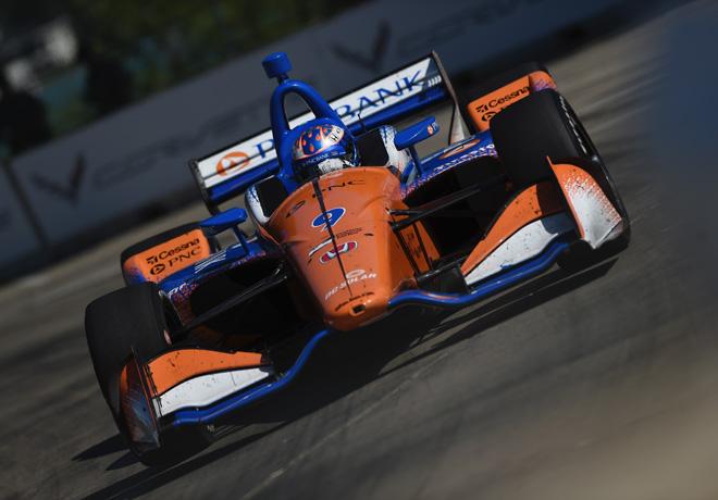 IndyCar - Detroit 2017 - Carrera 1 - Scott Dixon