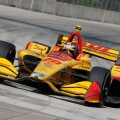 IndyCar - Detroit 2017 - Carrera 2 - Ryan Hunter-Reay